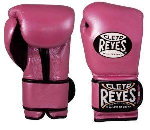 Cleto Reyes gants entrainement mixte