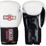 gants Ringside IMF tech boxing blanc